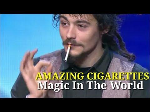 Mario Lopez - AMAZING CIGARETTES MAGIC IN THE WORLD