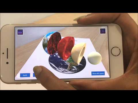 Explore Earth Augmented Reality