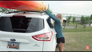 How to Transport Your Kayak – Top Tips from Perception Kayaks