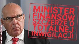 Nowy minister finansów o marginalizacji gotówki i monitorowaniu co kupują Polacy!