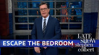 Trump LOVES Showing Athletes The Lincoln Bedroom