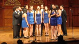 Princes Familiar (Alanis Morissette) - The Harvard Callbacks