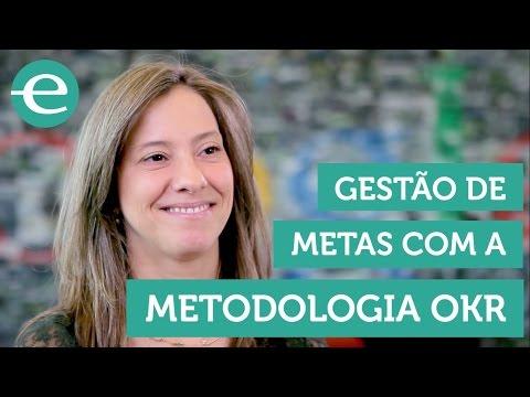 Gestão de Metas com as Metodologias OKR