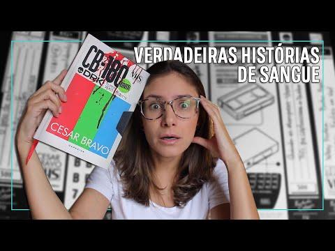 VHS - VERDADEIRAS HISTÓRIAS DE SANGUE | Cesar Bravo