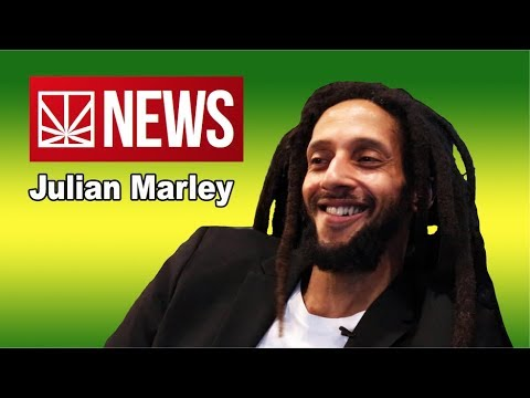 """Julian Marley talks about his new album """"As I Am"""" and CBD gummies by JuJu Royal 