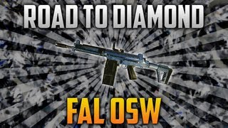 BO2: Road To Diamond (FAL OSW)