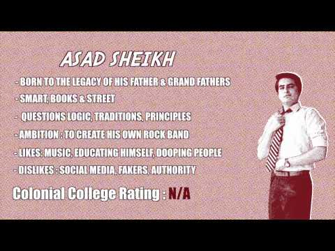 Meet Asad Sheikh | Closeup College Connections