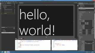 Hello World -- Getting Started with HTML Authoring Using Blend for VS 2012