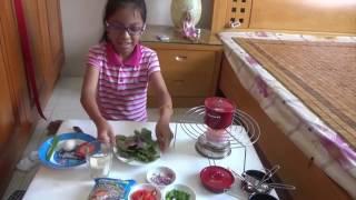 Bộ đồ chơi nấu ăn | Bé chơi trò chơi tập nấu ăn | do choi nau an | PA channel