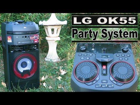 LG OK55 -  Onebody Party System (XBOOM)