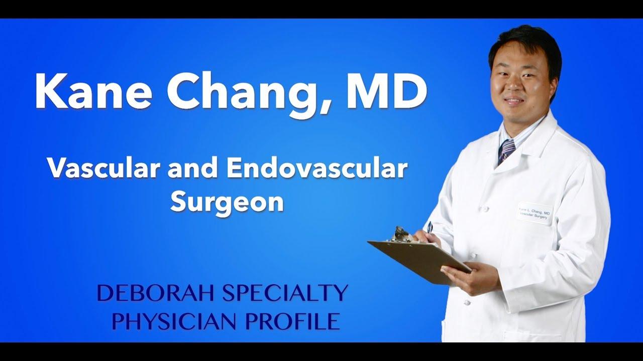 Meet Kane Chang, MD