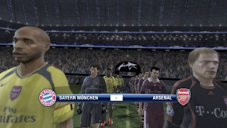 FC Bayern München - FC Arsenal London 2017 (5-1) 🔥😱 UEFA Champions League HD