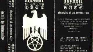Abyssic Hate-Damned for Eternity