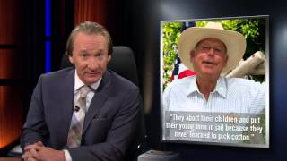 "Real Time with Bill Maher: New Rule – ""Real American"" Heroes (HBO)"