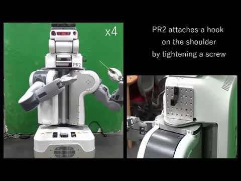 Robots Learning Self-Repair and Self-Extension