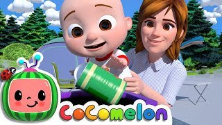 Clean Up Trash Song | Cocomelon (ABCkidTV) Nursery Rhymes