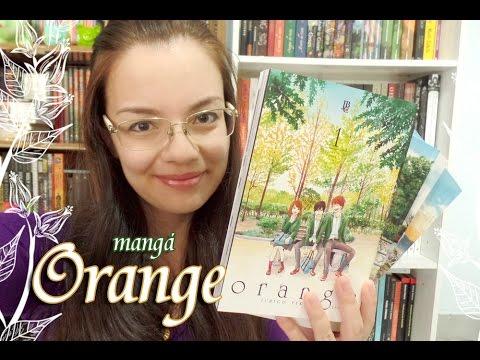 Mangá - Orange (Ichigo Takano)