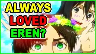 WILL MIKASA ALWAYS LOVE EREN? | Attack on Titan Lost Girls OVA 3
