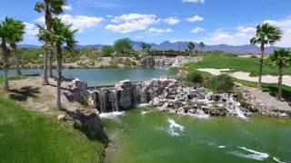 Coyote Springs Golf Club - Flyover