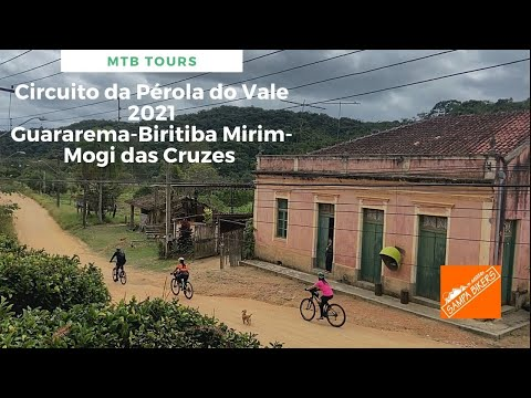 Video MTB Tours Guararema
