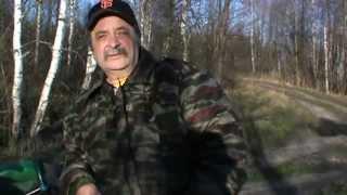 Смотреть онлайн Душевная охота на птицу осенью с псом