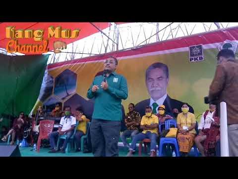 Berantas Cukong Pilkada, Gus Jazil Ajak Ribuan Warga Sumba Timur Pilih Paslon ULP-YHW