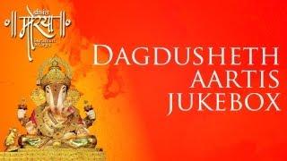 Dagdusheth Aartis Jukebox | Feat. Sonu Nigam, Shreya Ghoshal & more