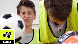 Sådan faker man en bold i hovedet | PEK - Pranksters Elite Klub | Ultra