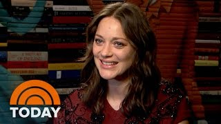 'Allied' Star Marion Cotillard: Costumes Are The 'Skin Of The Character' | TODAY
