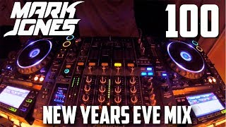 #100 NEW YEARS EVE Tech House Mix 2017
