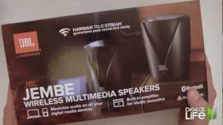 JBL Jembe Wireless Multimedia Speakers Review