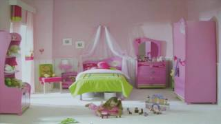 Decorating Ideas For Little Girl Bedrooms