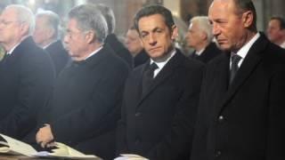 World bids farewell to Vaclav Havel