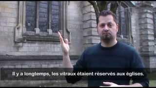 preview picture of video 'CAMBRAI - Samedi 28 Mars - Visite LSF et Atelier peinture en LSF'
