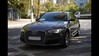 Un subscriber isi vinde masina. E scumpa, da si misto.  Audi A6 2015