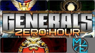 Generals ZH - China Artillery Only Challenge