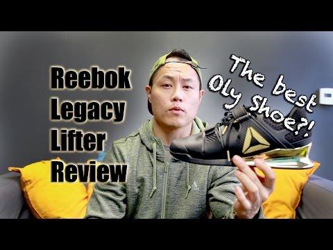 Reebok Legacy Lifter Review