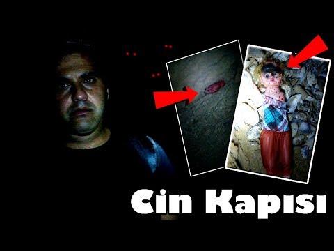 CİN KAPISINA GİTTİK!! (BAŞIMIZ BELADA - KESİK EL BULDUK!!)
