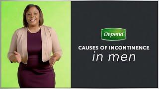 Causes of Bladder Leaks in Men   Depend®