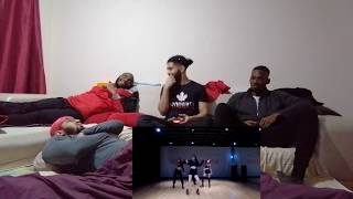 UK Students React To BLACKPINK - Kill This Love (Dance Practice)