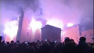 Incendio Castello Ferrara '18 - INTEGRALE
