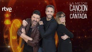 'La Mejor Canción Jamás Cantada', El Nuevo 'talent Show' De TVE