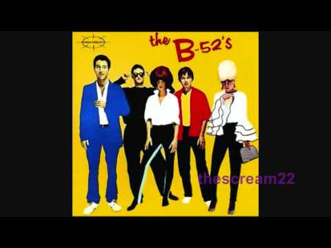 Planet Claire - The B52's