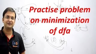 Minimization of DFA | TOC | THEORY OF COMPUTATION | AUTOMATA | COMPUTER SCIENCE | part-30