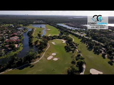 Eagle Creek Golf & Country Club Naples FL Community Real Estate Homes & Condos
