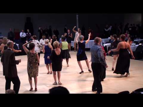 2012 Cincinnati Ballroom Classic - Line Dance For Charity Event Mp3