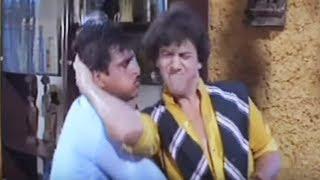 Govinda & Rohan Kapoor Fights with Goons - Bollywood Action Scene 12/13   Love 86 (k)