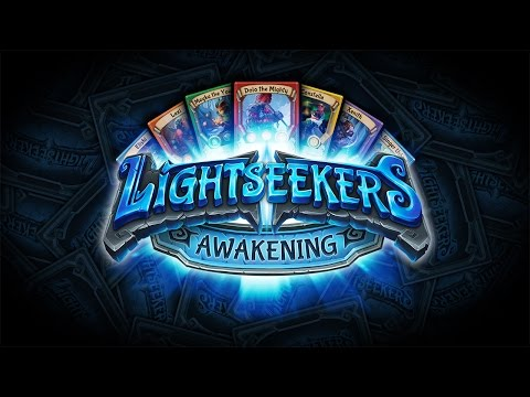 Lightseekers the Trading Card Game Trailer! thumbnail