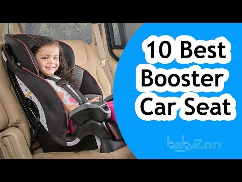 Best Booster Car Seats 2016 – Top 10 Booster Car Seat Reviews