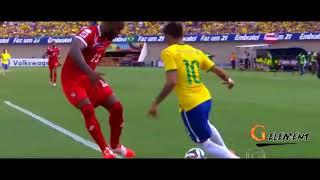 Neymar Jr ● Crazy Skills ● Brazil HD